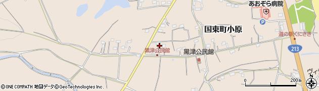 大分県国東市国東町小原2875周辺の地図