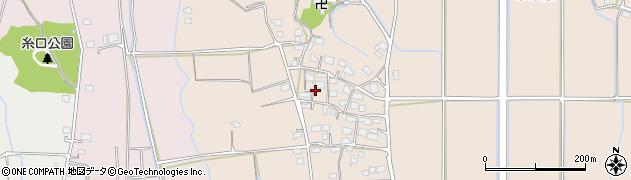大分県宇佐市上高(布津原)周辺の地図