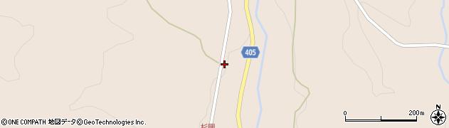 大分県国東市安岐町明治543周辺の地図