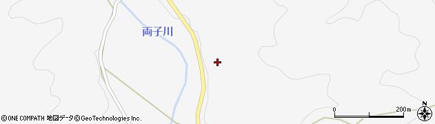 大分県国東市安岐町両子487周辺の地図