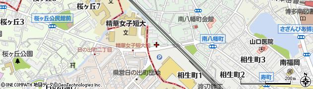 有限会社レンタルハウス周辺の地図