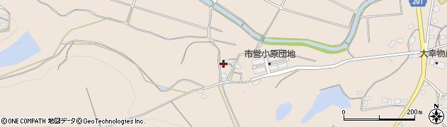 大分県国東市国東町小原2027周辺の地図