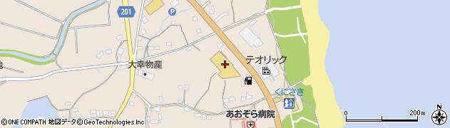 大分県国東市国東町小原2568周辺の地図