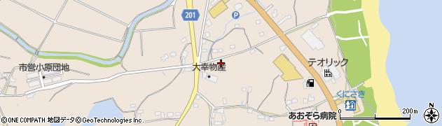 大分県国東市国東町小原2513周辺の地図