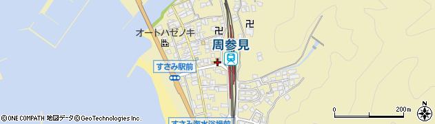すさみ交通有限会社周辺の地図