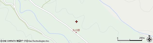 大分県国東市武蔵町丸小野1447周辺の地図