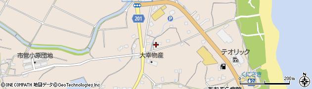 大分県国東市国東町小原2501周辺の地図