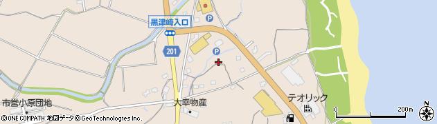 大分県国東市国東町小原1889周辺の地図
