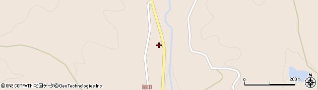 大分県国東市安岐町明治857周辺の地図
