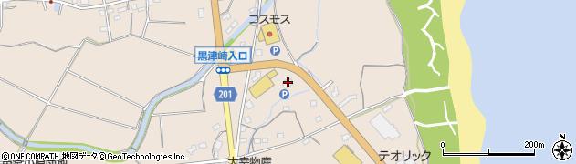大分県国東市国東町小原1910-3周辺の地図