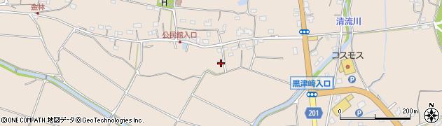 大分県国東市国東町小原1072周辺の地図