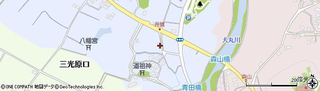 大分県中津市加来1754周辺の地図