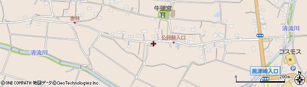 大分県国東市国東町小原1118周辺の地図
