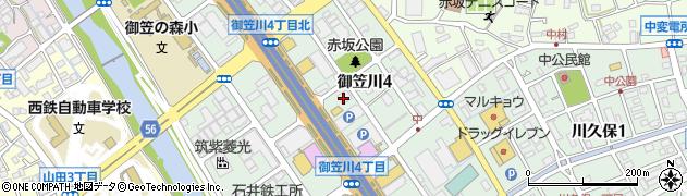 株式会社彩食工房周辺の地図