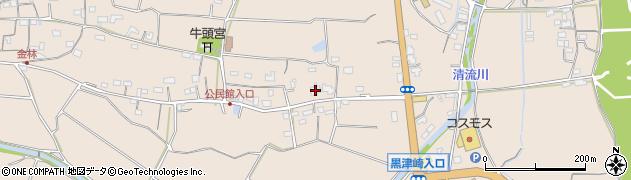 大分県国東市国東町小原1034周辺の地図