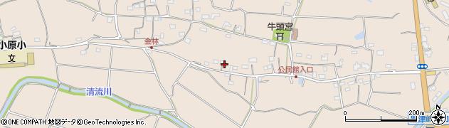大分県国東市国東町小原1167周辺の地図
