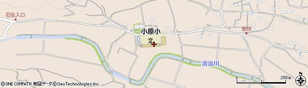 大分県国東市国東町小原1468周辺の地図