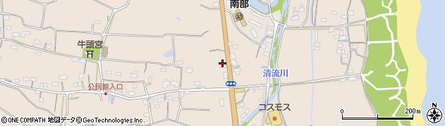大分県国東市国東町小原982周辺の地図