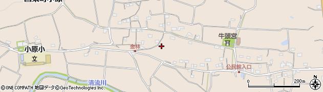 大分県国東市国東町小原1261周辺の地図