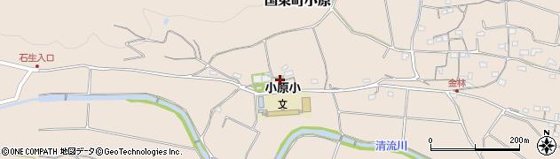 大分県国東市国東町小原1395周辺の地図