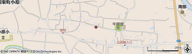 大分県国東市国東町小原1174周辺の地図
