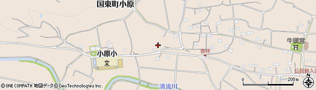 大分県国東市国東町小原1326周辺の地図