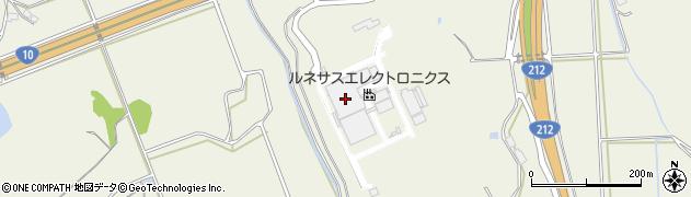 大分県中津市伊藤田4200周辺の地図