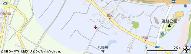 大分県中津市加来1982周辺の地図