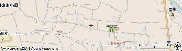 大分県国東市国東町小原880周辺の地図
