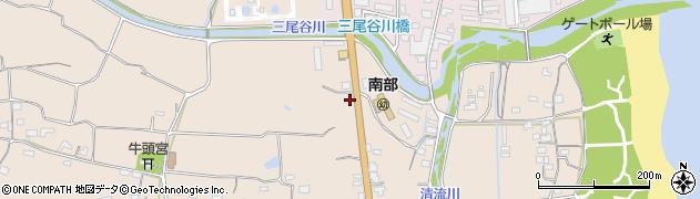 大分県国東市国東町小原122周辺の地図