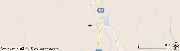 大分県国東市安岐町明治974周辺の地図