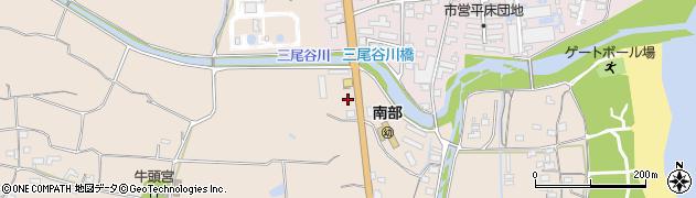 大分県国東市国東町小原145周辺の地図