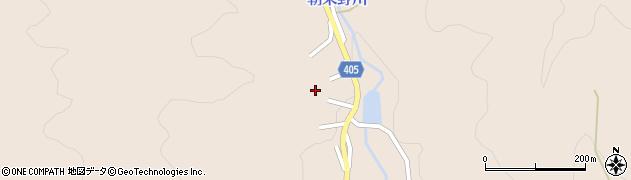 大分県国東市安岐町明治1037周辺の地図