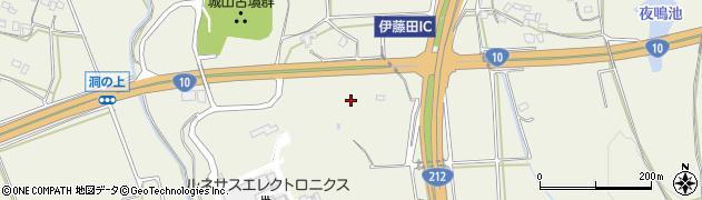 大分県中津市伊藤田1266周辺の地図