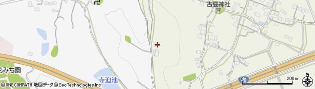 大分県中津市伊藤田100周辺の地図