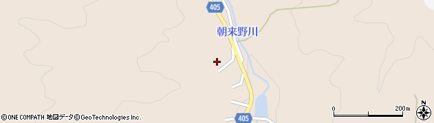 大分県国東市安岐町明治1017周辺の地図