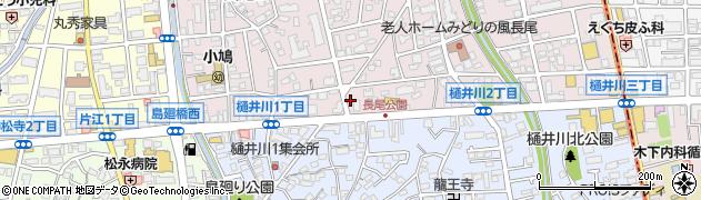 フォトスタジオビタミン周辺の地図