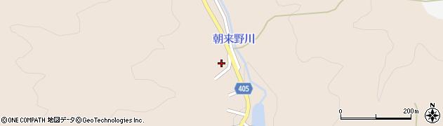 大分県国東市安岐町明治1016周辺の地図