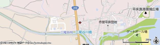 大分県国東市国東町鶴川1617周辺の地図