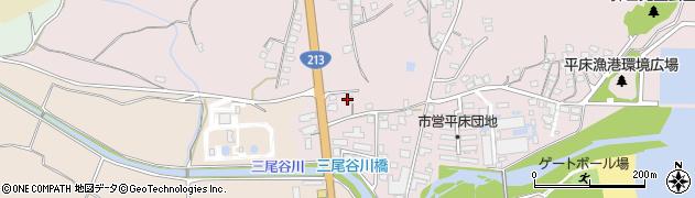 大分県国東市国東町鶴川1665周辺の地図