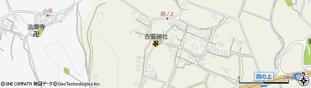 大分県中津市伊藤田237周辺の地図
