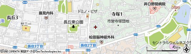 隔測計装株式会社 本社周辺の地図