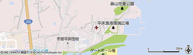 大分県国東市国東町鶴川970周辺の地図