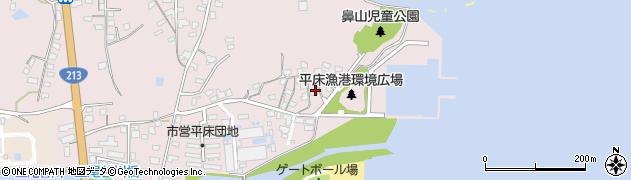 大分県国東市国東町鶴川974周辺の地図