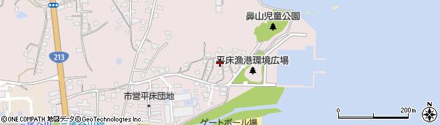 大分県国東市国東町鶴川975周辺の地図