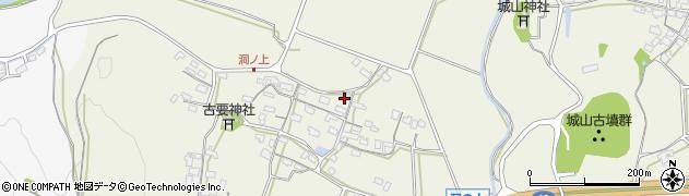 大分県中津市伊藤田134周辺の地図
