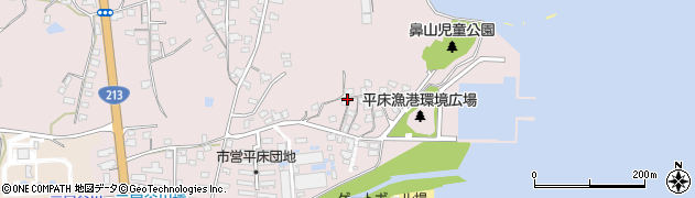 大分県国東市国東町鶴川1001周辺の地図