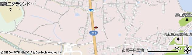 大分県国東市国東町鶴川1721周辺の地図