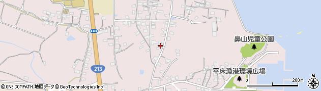 大分県国東市国東町鶴川1138周辺の地図