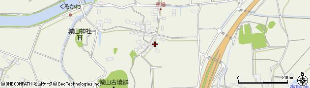 大分県中津市伊藤田1146周辺の地図